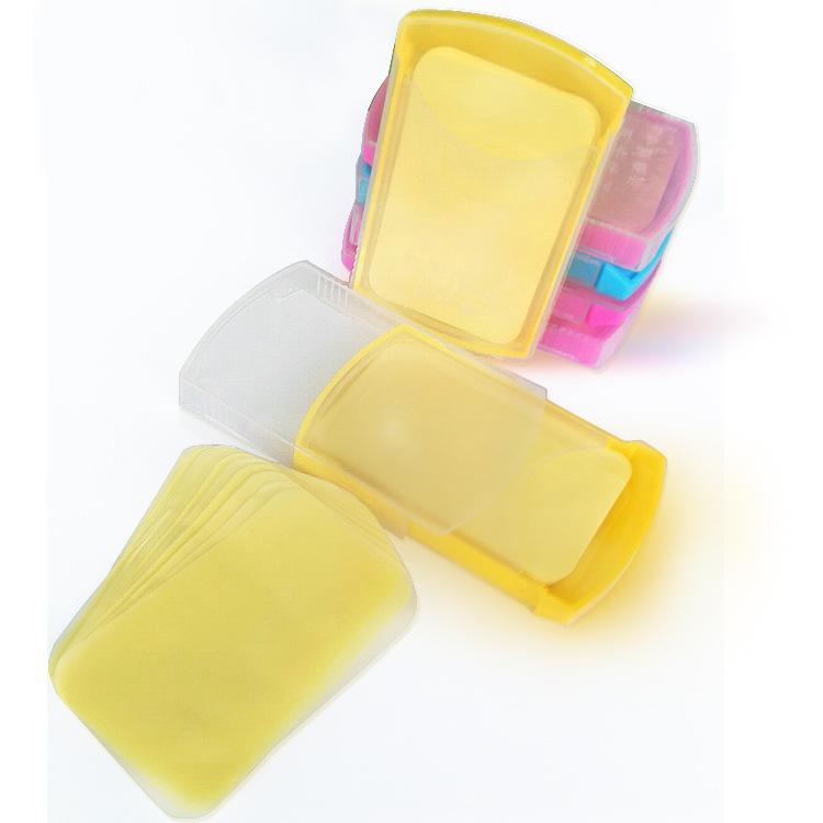 薰衣草香味纸香皂洗手片米纸皂