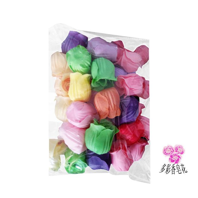 专业纸香皂厂家供应时尚OEM肥皂花款式新颖皂花色样定制色号花型