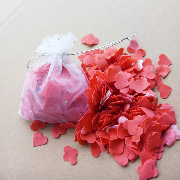 厂家加工沐浴组合礼品香皂花片 纸肥皂花瓣溶解快儿童洗手香皂