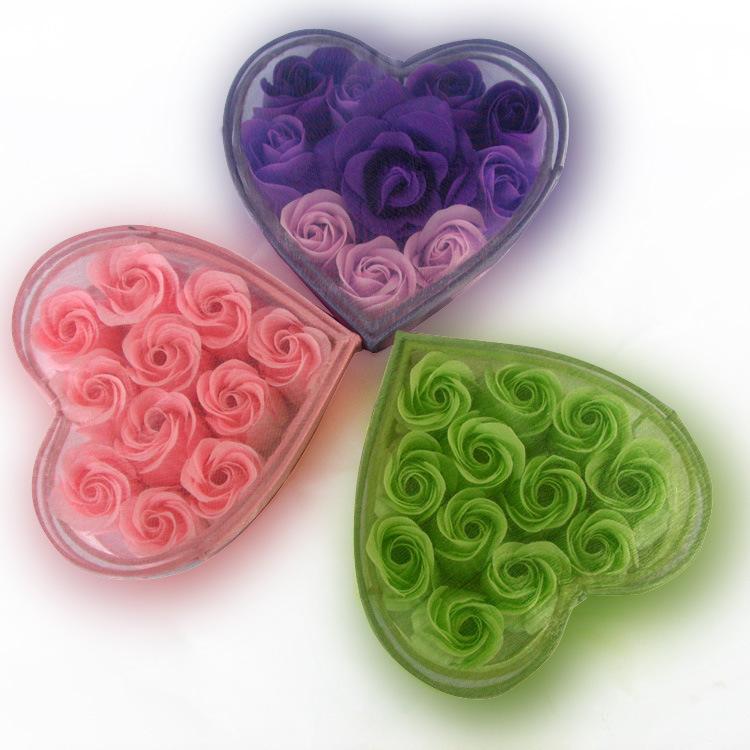 厂家生产加工清洁润肤香皂花香皂纸肥皂片沐浴产品礼盒想走啊花