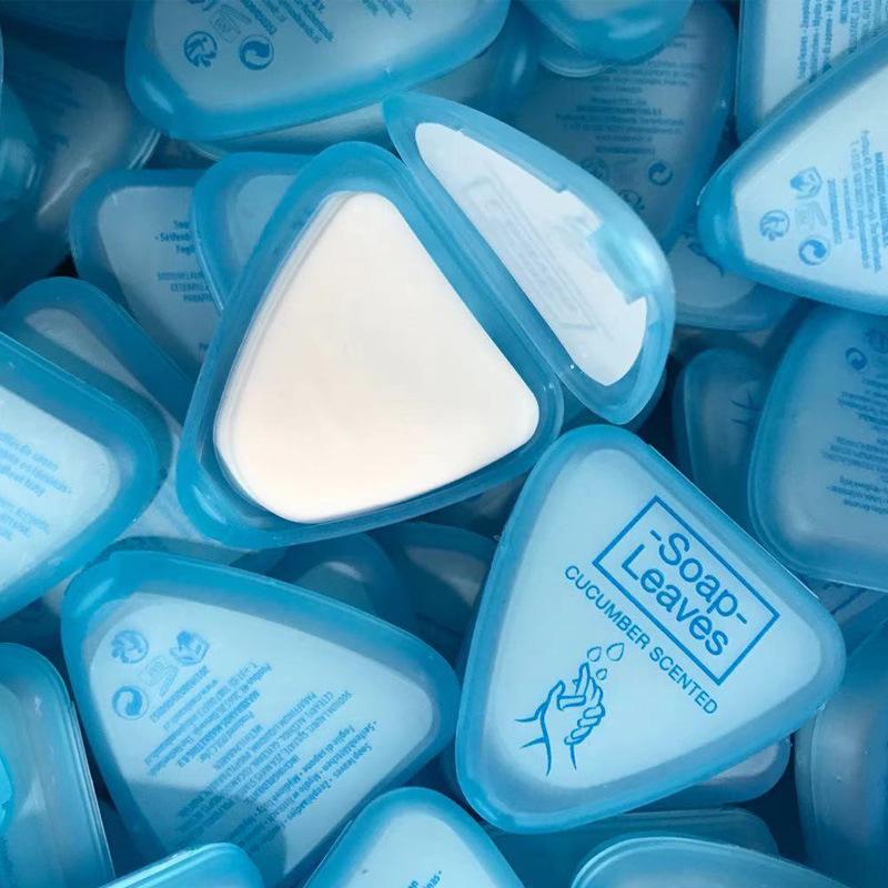 厂家生产OEM肥皂片配方符合检测温和香皂片形状颜色香味定制皂纸