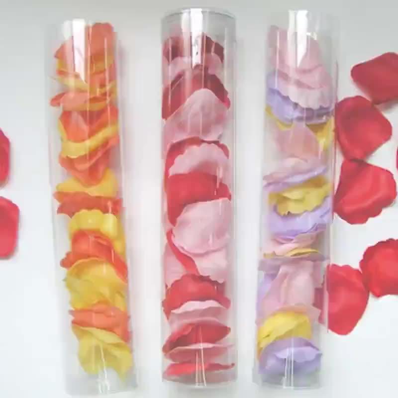 厂家加工批发直供各种颜色香皂立体平面玫瑰花瓣沐浴片清洁