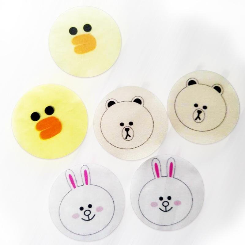 厂家加工清洁纸香皂沐浴五角星卡通皂片设计异形肥皂纸参数定制