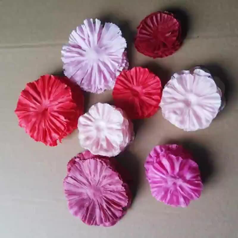 厂家加工花束康乃馨香皂花母亲节礼品定做批发清洁实用型肥皂纸